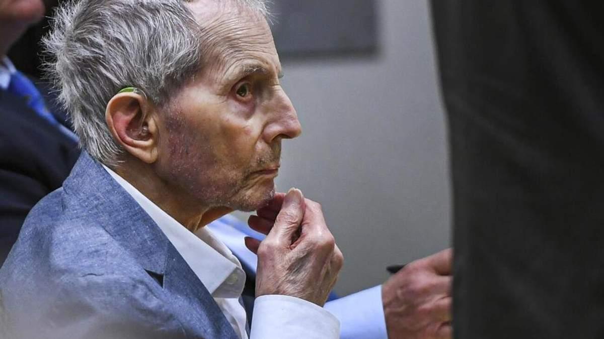 Допоміг документальний серіал: мультимільйонера Дерста визнали винним у вбивстві подруги - Новини кримінал - 24 Канал