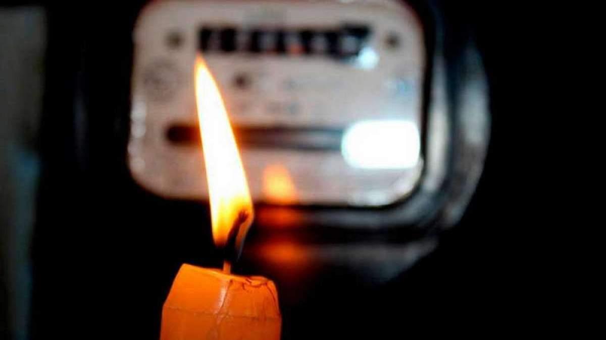 Негода в Україні: десятки населених пунктів без світла - Новини Чернігова - 24 Канал