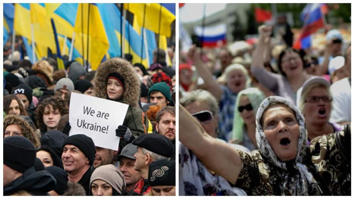 """""""Один народ"""" с врагом: как мы пытаемся сделать украинцев из россиян - Новости России и Украины - 24 Канал"""