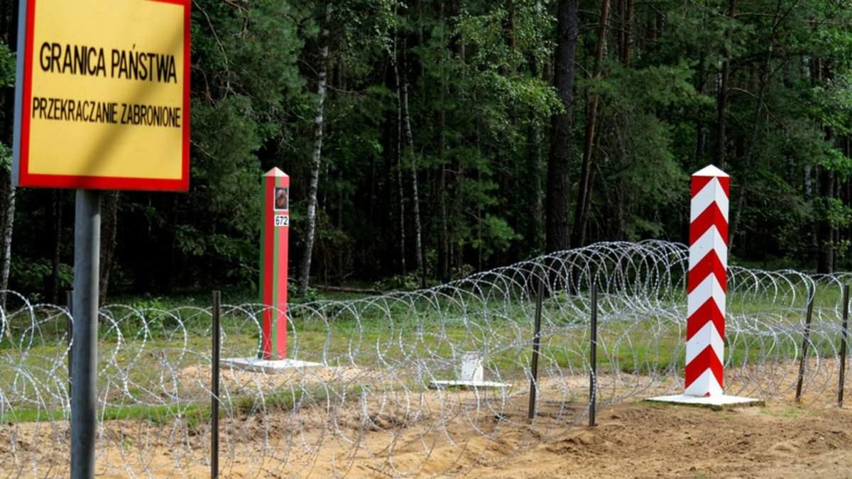 На границе Польши и Беларуси нашли тела трех человек: что говорят в Минске