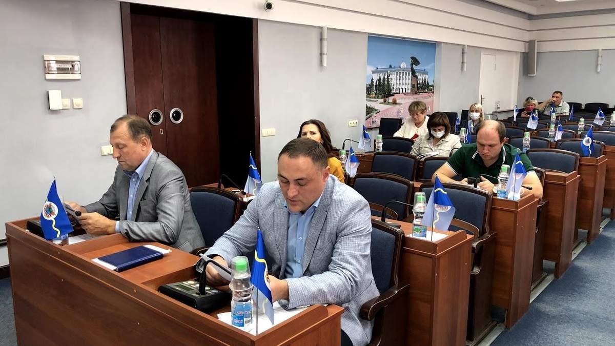 Депутата зі Запоріжжя, який, імовірно, п'яним збив пішохода, позбавили мандата - Україна новини - 24 Канал