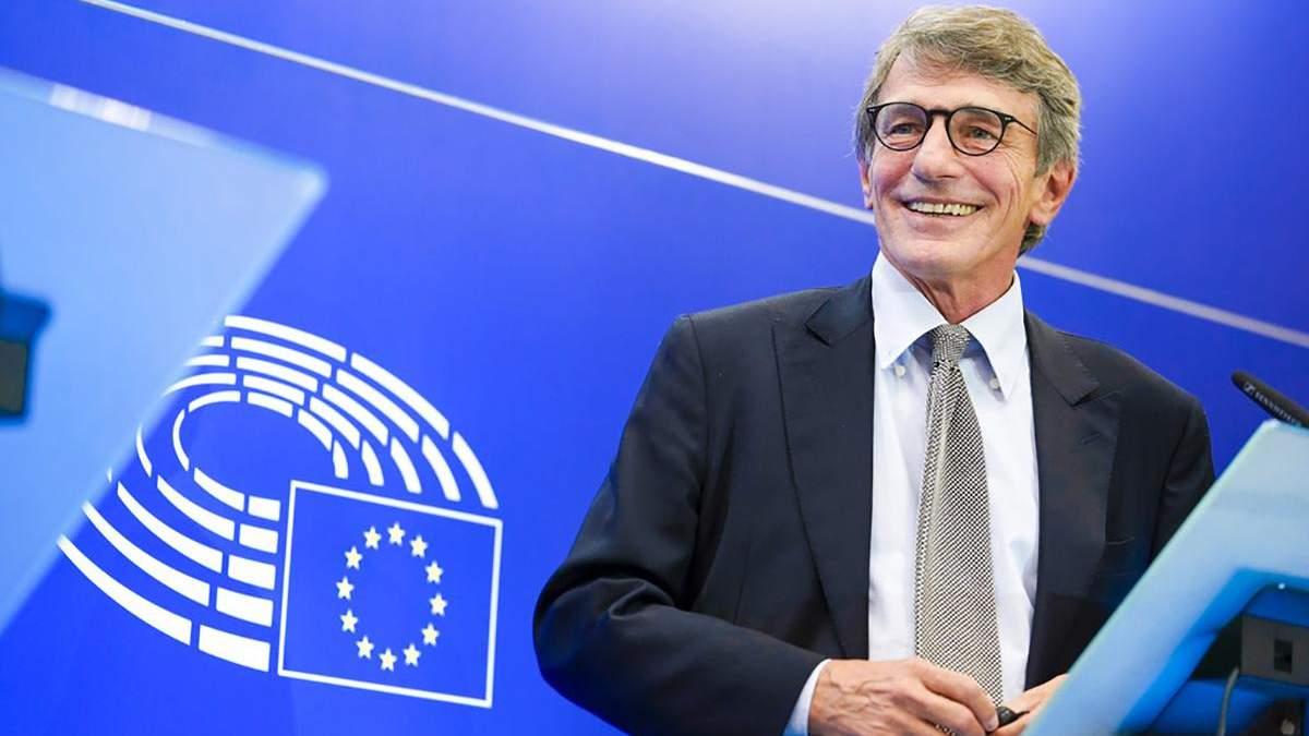 Голова Європарламенту потрапив у лікарню: на що він захворів - 24 Канал