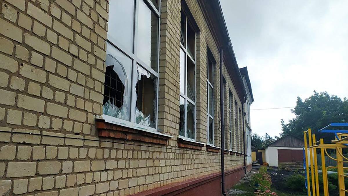 Масштабна пожежа в чугуївській школі: коли учні повернуться за парти - Україна новини - 24 Канал
