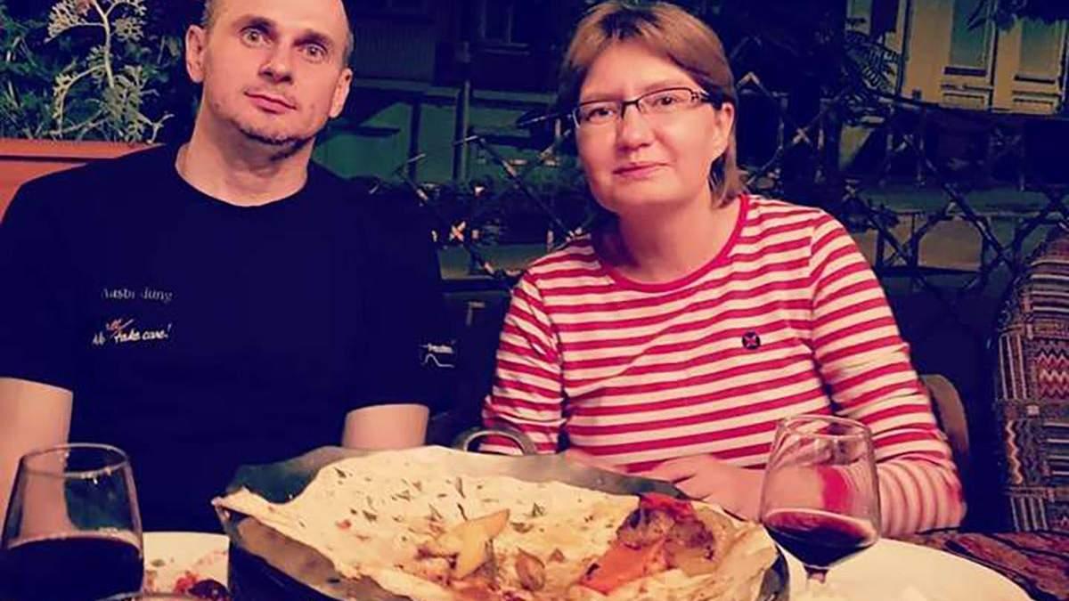 У важкому психологічному стані, – Сенцов пояснив скандальні висловлювання своєї сестри - Україна новини - 24 Канал
