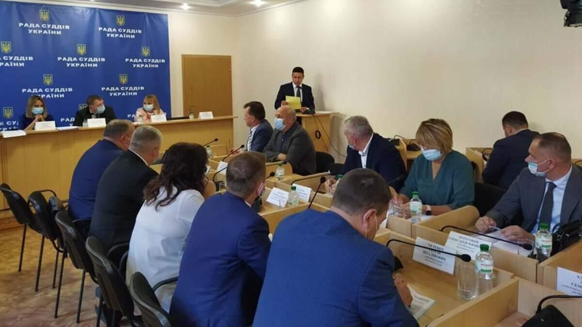 Совет судей шантажирует депутатов, чтобы сорвать судебную реформу, – ЦПК