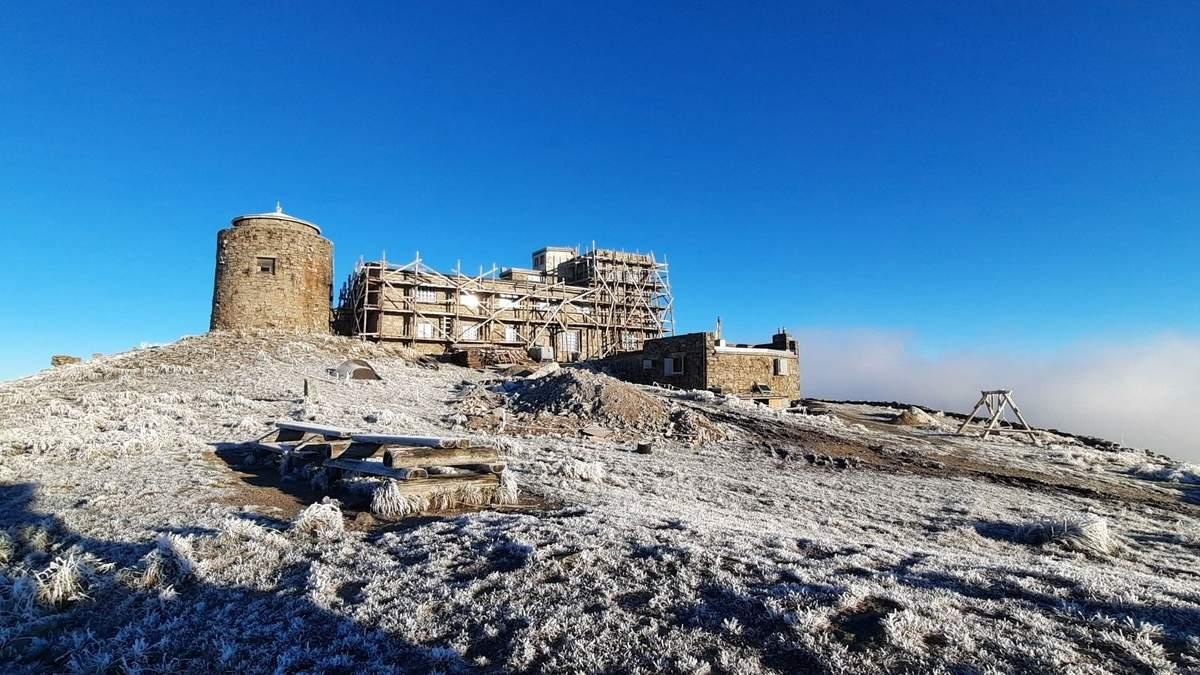 Рятувальники показали відео із засніжених Карпат: рекомендують не йти у гори - 24 Канал