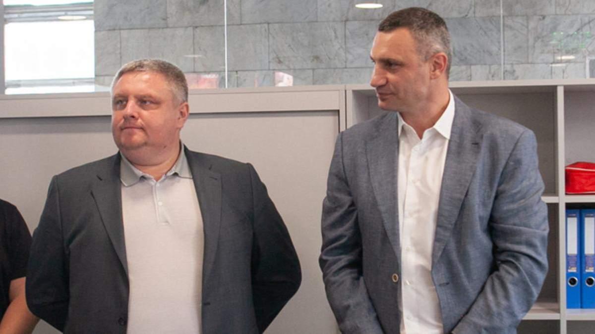 Кличко хоче посилити свій силовий блок, – Фесенко про ймовірне призначення Крищенка - Україна новини - 24 Канал