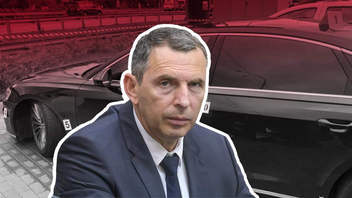 Обстрел авто Шефира 22 сентября 2021 под Киевом: новости, что известно
