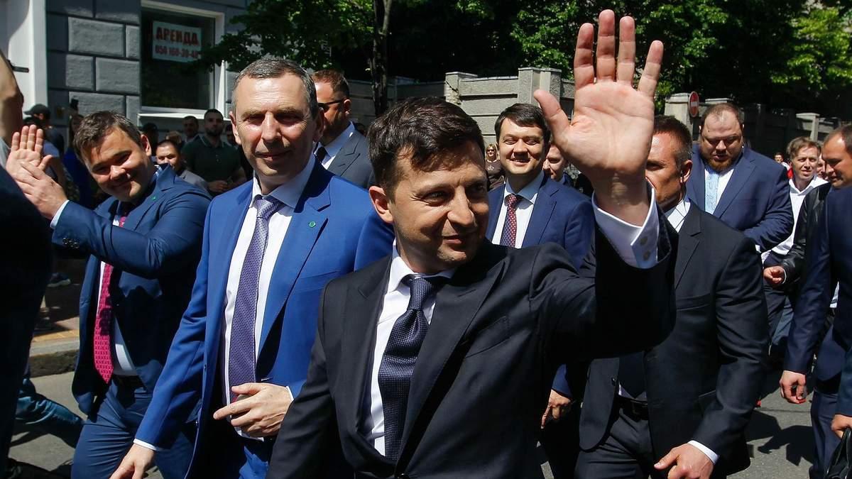 Зеленський відреагував на обстріл авто свого помічника Шефіра - Головні новини - 24 Канал