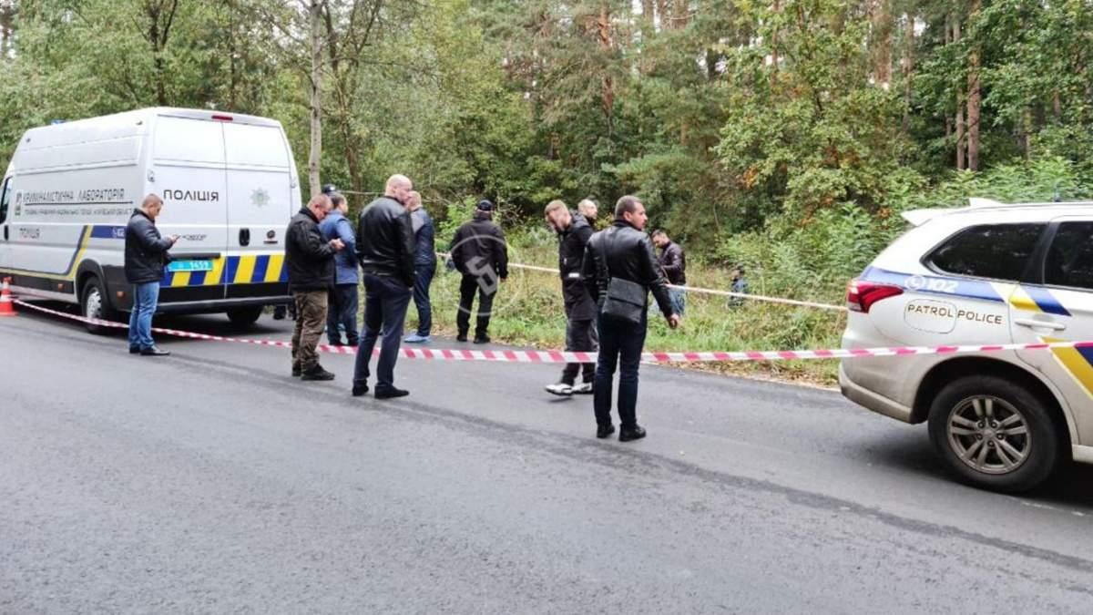 Раненый водитель Шефира проехал еще 5 километров: фото с места стрельбы