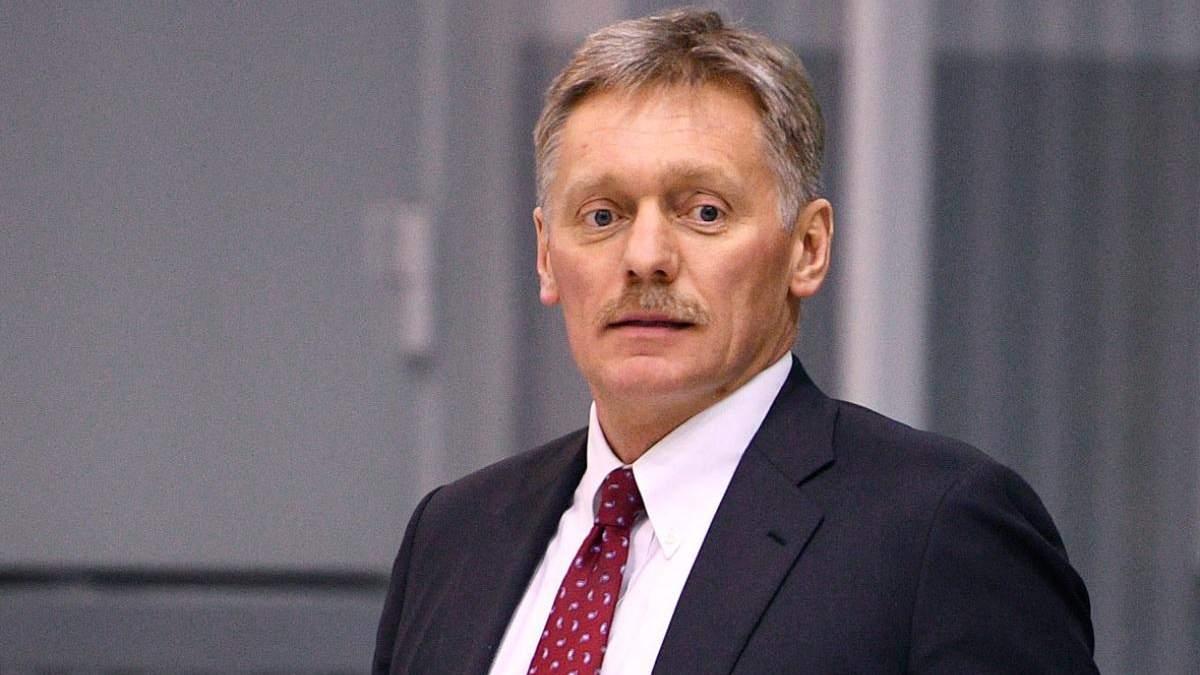 У Кремлі вже встигли заявити про свою непричетність до замаху на Шефіра - Новини росії - 24 Канал