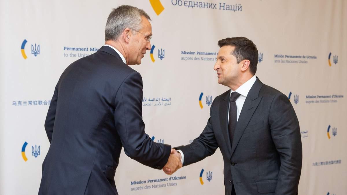 Без України НАТО буде слабшим, – Зеленський - 24 Канал