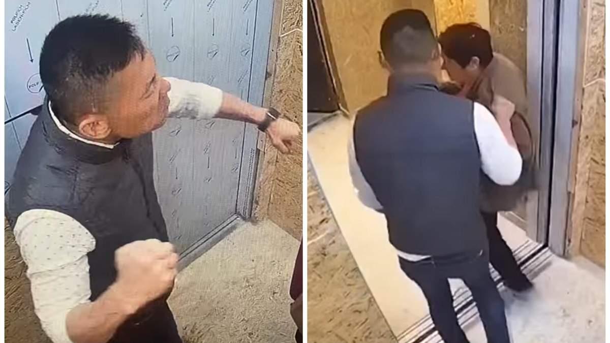 Толкал и угрожал кулаками: в Харькове владелец квартиры довел консьержку до сердечного приступа