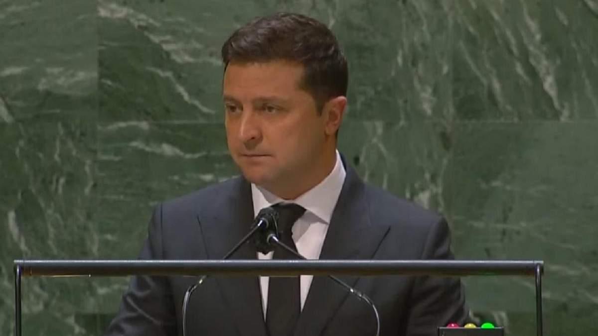 Зеленський розповів, як оживити ООН, та розкритикував ігнорування нею Кримської платформи - 24 Канал