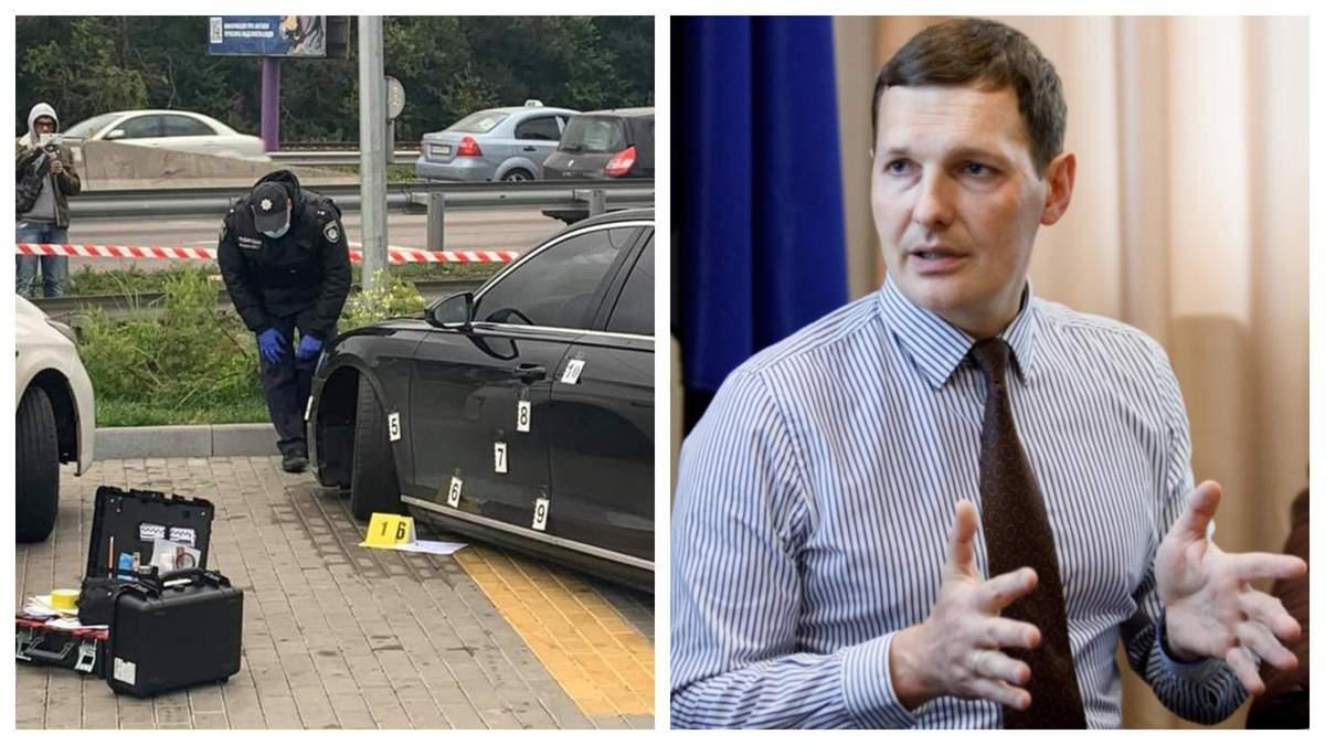США помогут расследовать покушение на Шефира - Украина новости - 24 Канал