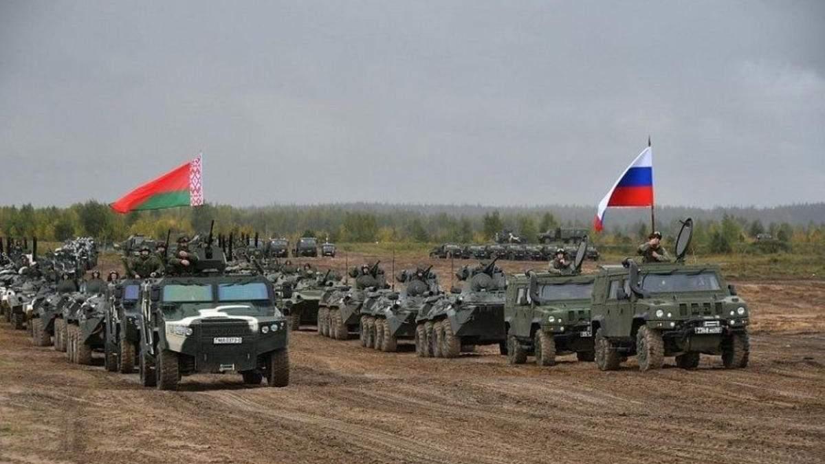 """Щось пішло не так, – військовий експерт про провалені навчання """"Захід-2021"""" - новини Білорусь - 24 Канал"""