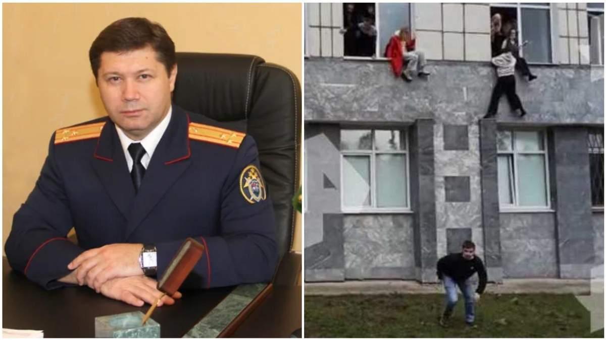 После трагедии в университете Перми: главный следователь покончил с собой