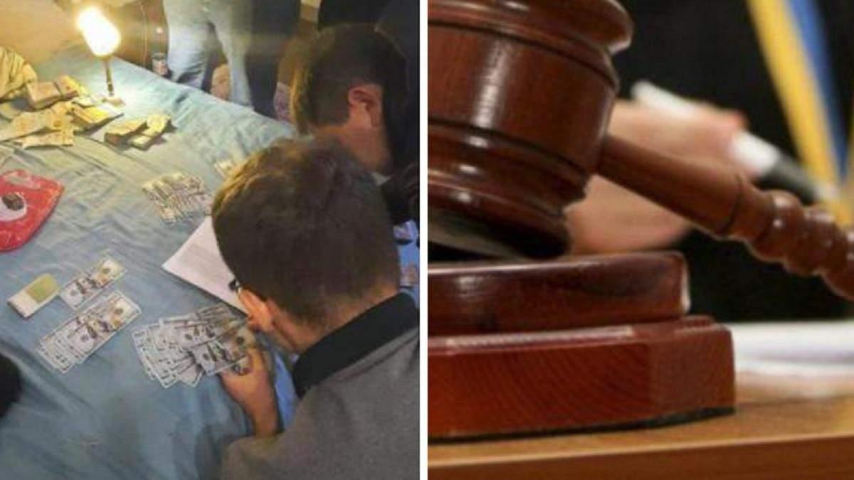 Суд избрал меру пресечения судье с Винниччины, его подозревают в получении взятки