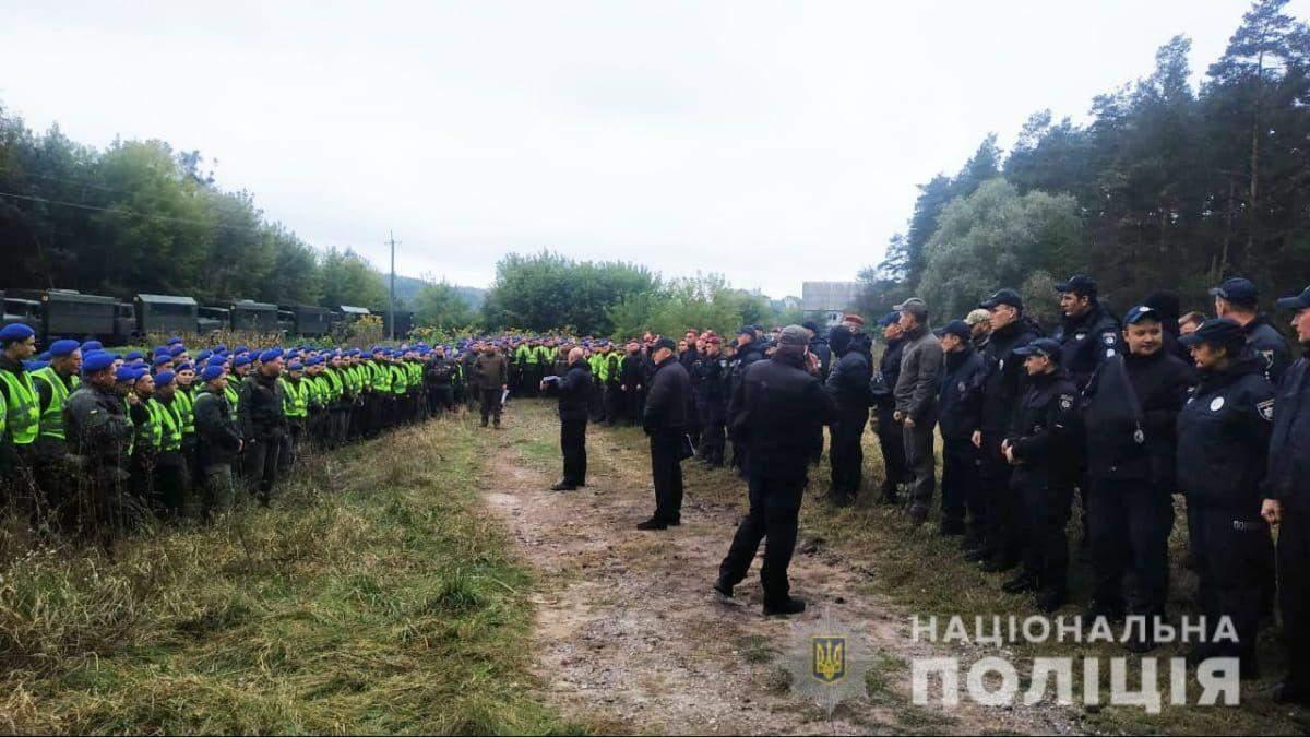 Покушение на Шефира: СМИ пишут о трупе в лесу, но полиция отрицает