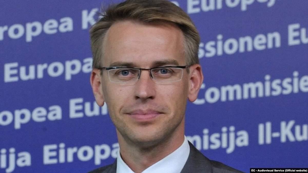 В ЄС прокоментували можливість санкцій проти українських олігархів - 24 Канал