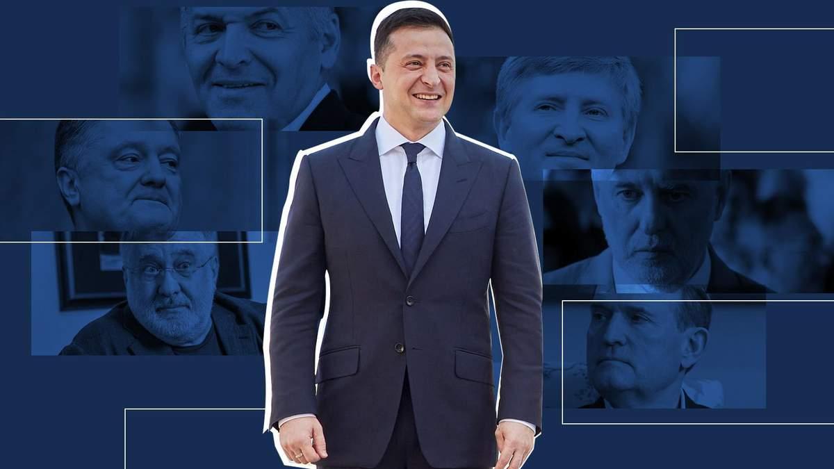 В Еврокомиссии отреагировали на решимость Зеленского побороть влияние олигархов в Украине - 24 Канал