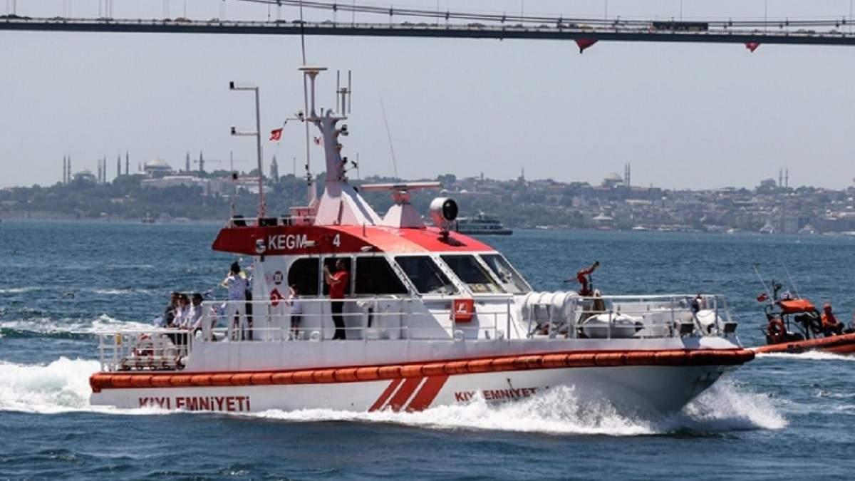 На Босфорі зіткнулися кораблі Росії й Туреччини: це другий інцидент за участю росіян за день - Новини Росії і України - 24 Канал