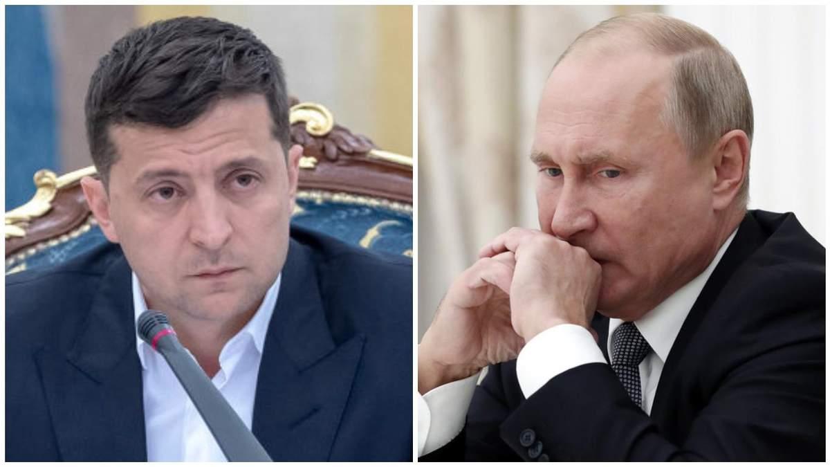 """Встреча Зеленского с Путиным: в Кремле назвали очередной """"камень преткновения"""""""