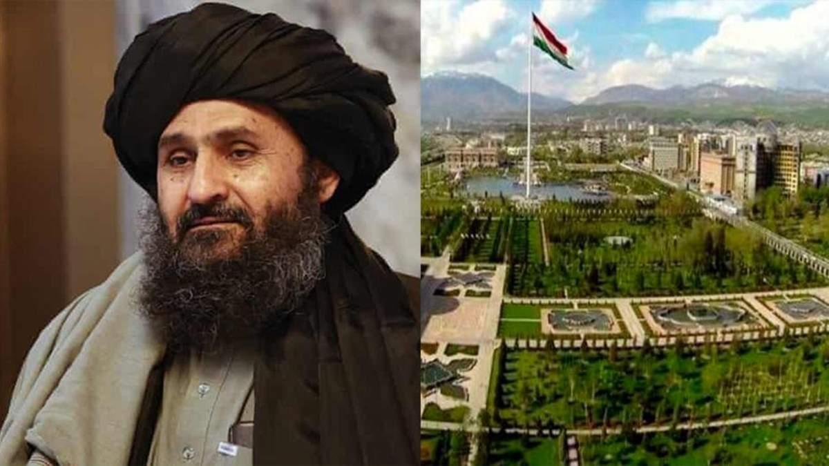 Перше талібське попередження: Таджикистан звинуватили у втручанні у внутрішні справи Афганістану - 24 Канал