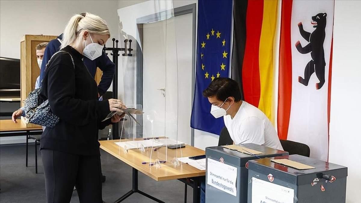 Без очевидного переможця: у Німеччині оприлюднили результати екзитполів - Термінові новини - 24 Канал