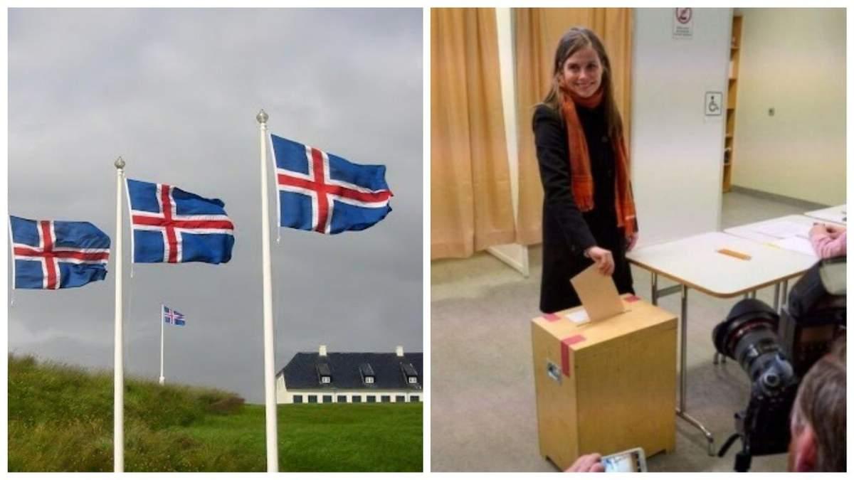 В Ісландії перерахували голоси: парламенту з більшістю жінок все ж не буде - 24 Канал
