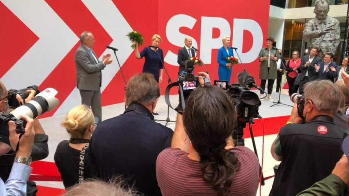 Новое правительство Германии будут формировать без партии Меркель