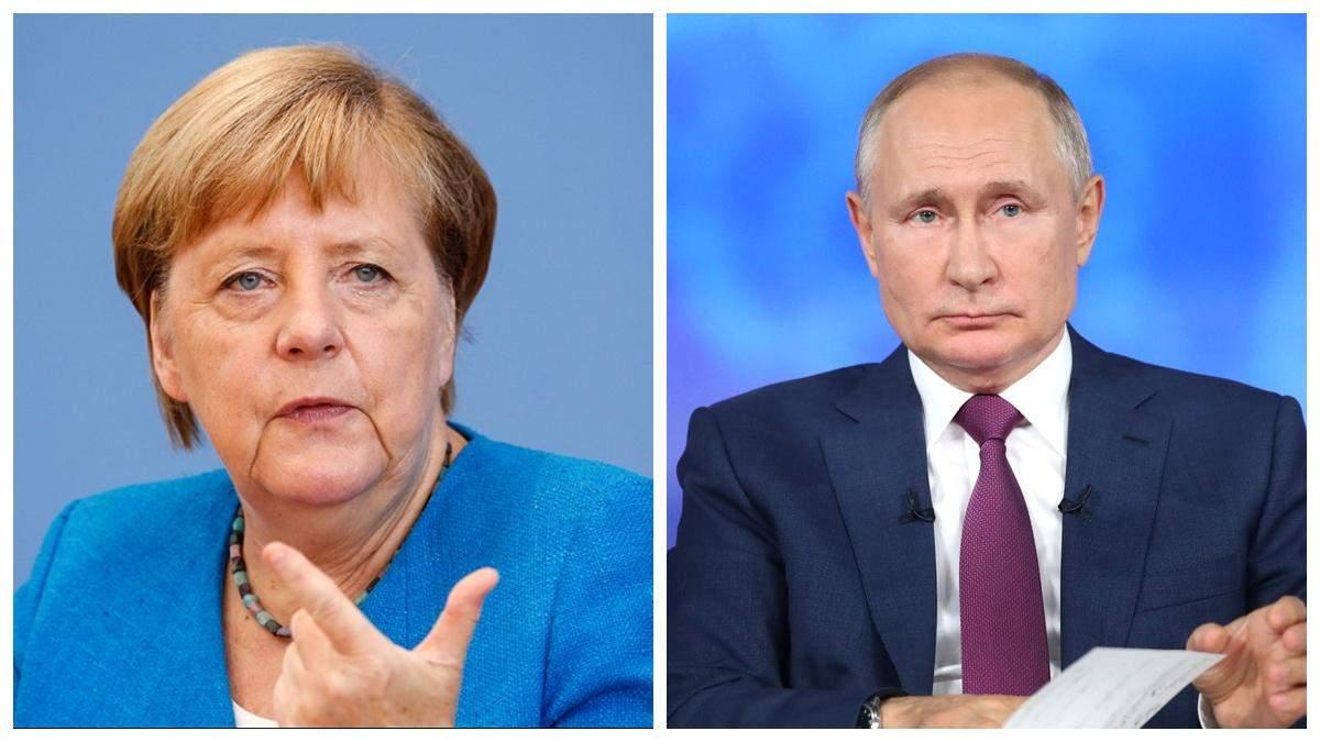 Меркель зрозуміла, що Путін їй брехав, – ексглава МЗС - 24 Канал