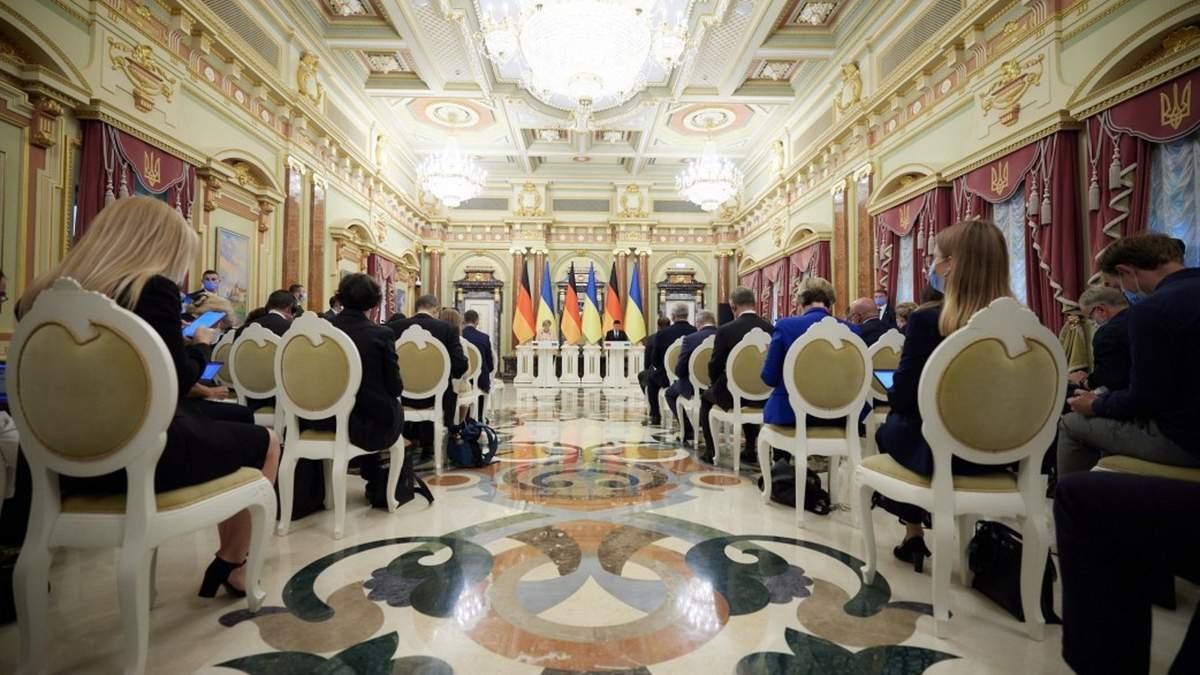 Украина должна стать интересной для Германии