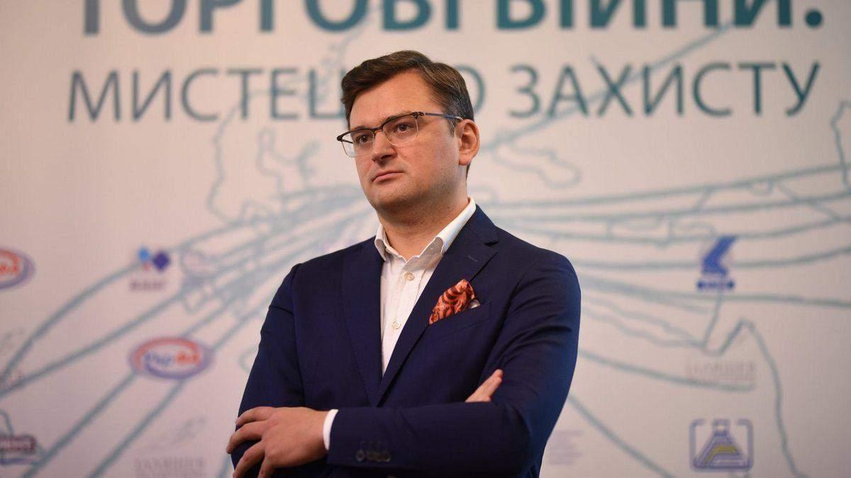 Розмову з Путіним Зеленський вів би з наступальних позицій, – Кулеба - Новини Росії і України - 24 Канал