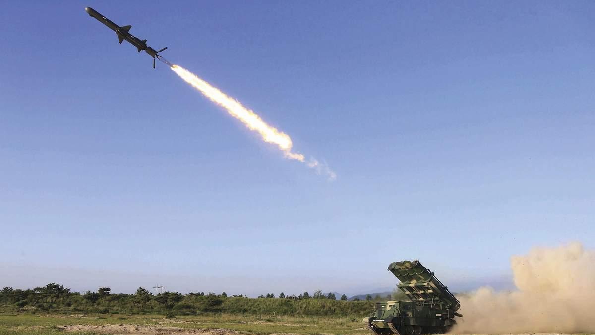 Північна Корея запустила балістичну ракету в Японське море: у Токіо жорстко відреагували - 24 Канал