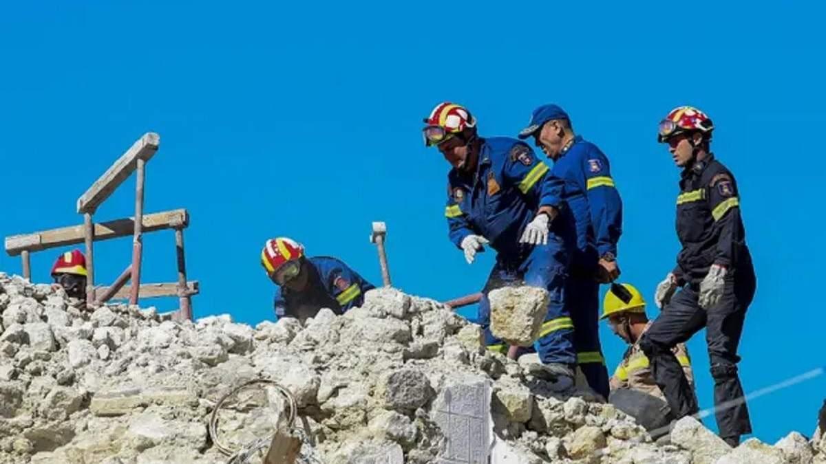 На Крите – новое землетрясение: количество пострадавших в результате предыдущего возросло
