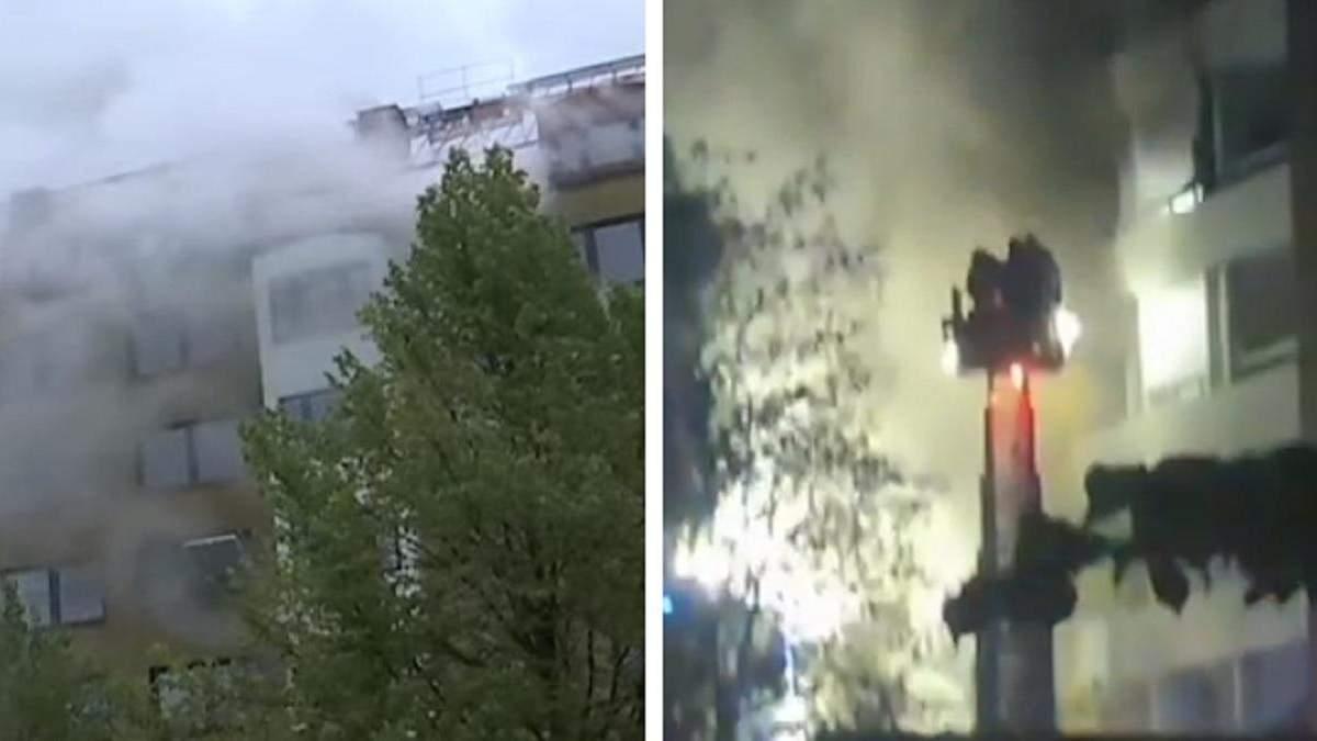 Потужний вибух прогримів у шведському Гетеборзі: постраждали понад 20 людей - 24 Канал