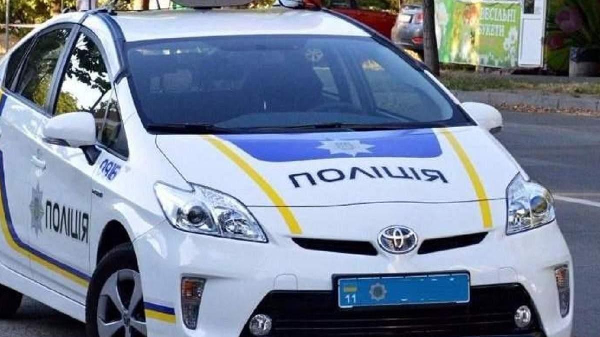 На Волині сталася аварія за участю авто поліції: загинув пасажир мотоцикла - Україна новини - 24 Канал