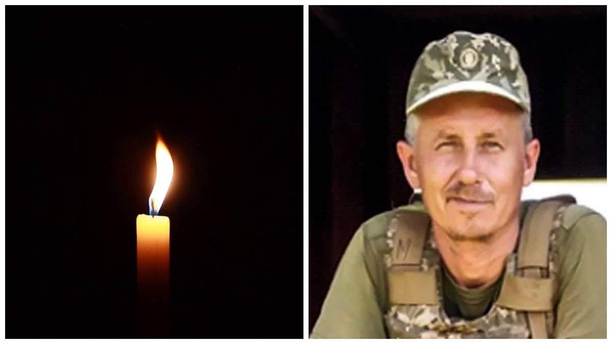 На Харківщині поховають загиблого на Донбасі військового Віктора Молостова - Україна новини - 24 Канал