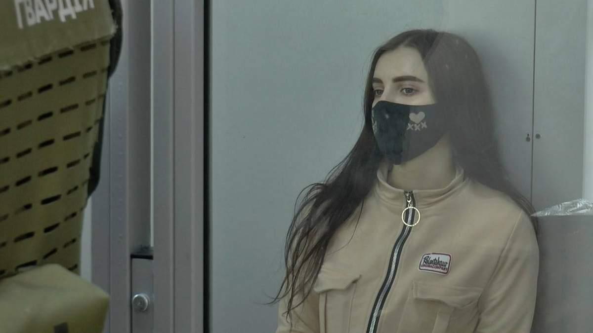 19-летнюю Моторину признали виновной в убийстве инструктора полтавского тира: какой приговор