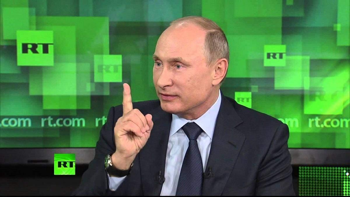 YouTube видалив канал російської пропаганди в Німеччині - 24 Канал