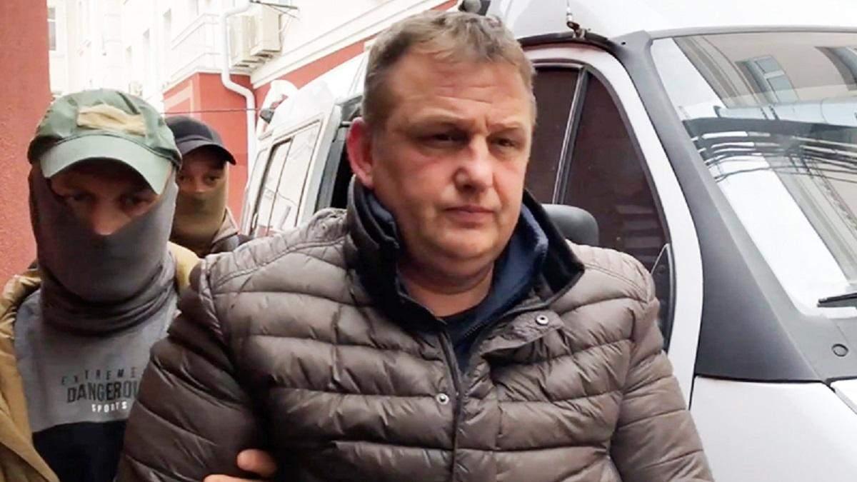 Просить не забувати: журналіст Єсипенко написав листа з СІЗО - новини Криму - 24 Канал