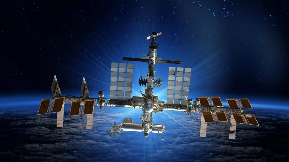 Міжнародна космічна станція сьогодні