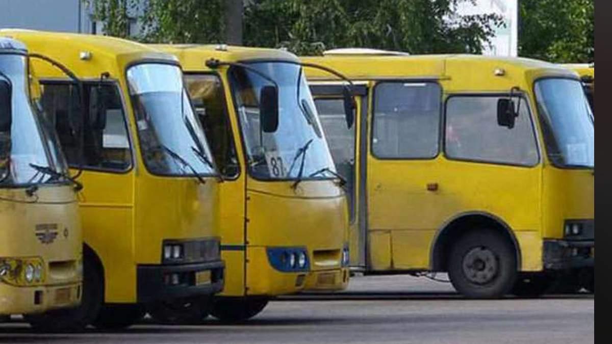 Перевізники Києва мстяться КМДА судом через перевірки у маршрутках - Новини Києва - Київ