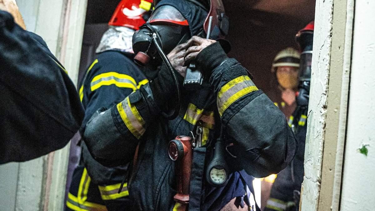 Киянин загинув у пожежі через несправну пральну машинку: фото з місця трагедії - Новини Києва сьогодні - Київ