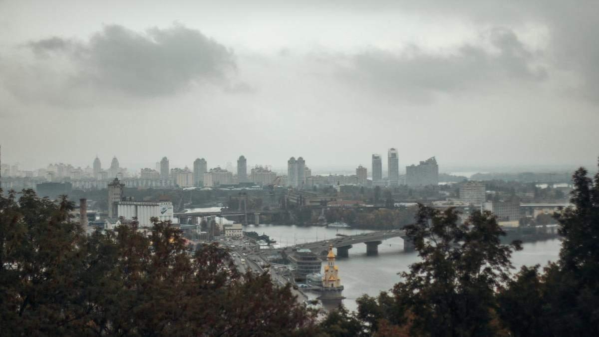 Експерти розповіли, де у Києві найбільш забруднене повітря - Новини Києва сьогодні - Київ