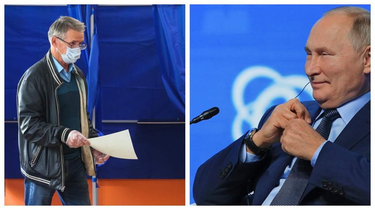 Путін зізнався, що боїться дестабілізації в Росії, якщо знову піде у президенти - Новини росії - 24 Канал