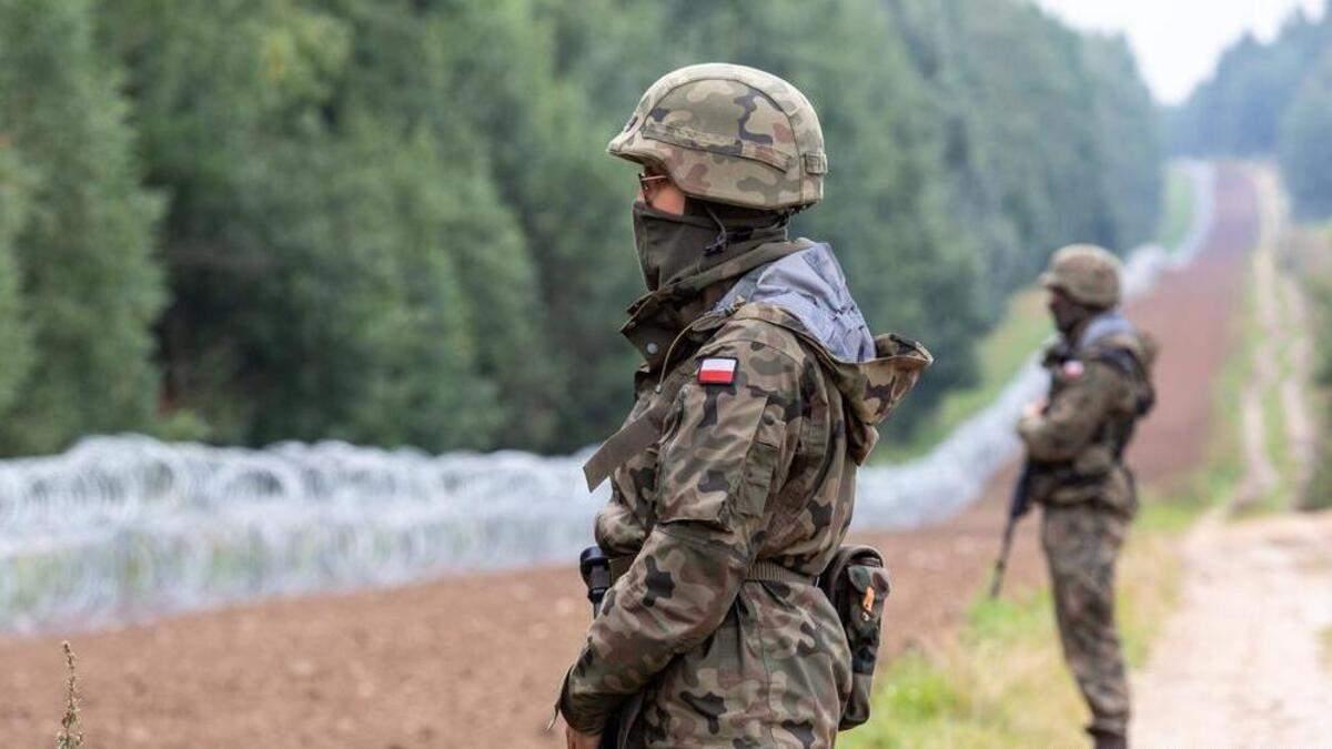 Польща хоче побудувати високе загородження на кордоні з Білоруссю - новини Білорусь - 24 Канал