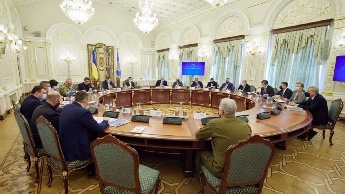 РНБО збереться на нове засідання 15 жовтня - 24 Канал