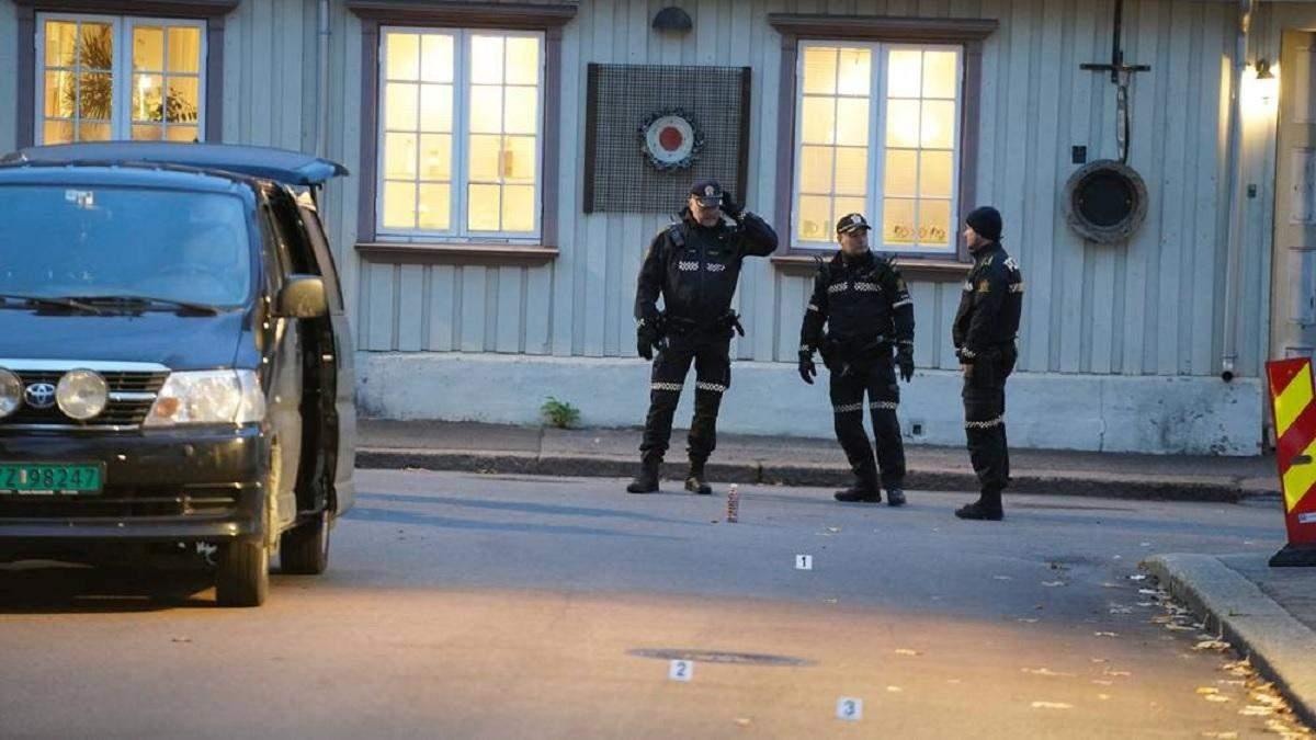 Поліція Норвегії розповіла деталі про нападника з луком, який вбив 5 людей - 24 Канал